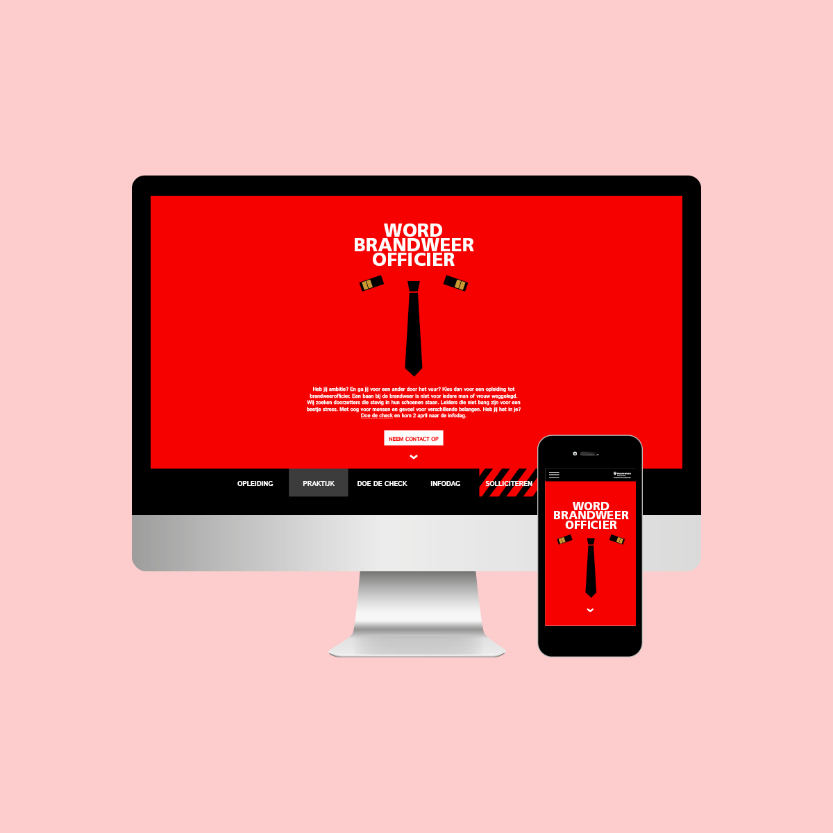 IFV | Webdesign | Creative Digital Agency Puntkomma Nijmegen