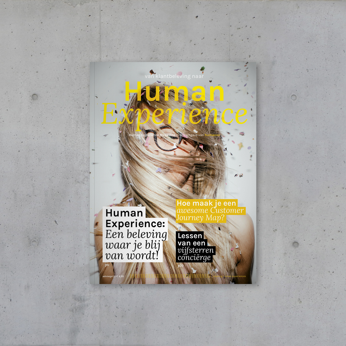 Werk Humanex Project Magazine 1200×1200